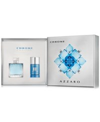 Azzaro Chrome Back To School 2 Pc. Gift Set