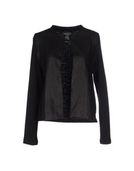 Majestic Knitwear Cardigans Women Black