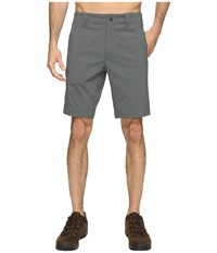 Royal Robbins Everyday Traveler Shorts Charcoal Men's Shorts Gray
