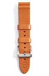Men's Filson Leather Watch Strap Tan
