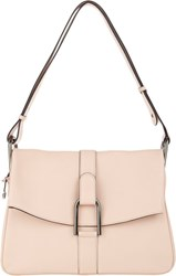 Delvaux Women's Givry Shoulder Bag Nude