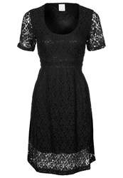 Mama Licious Cocktail Dress Party Dress Black