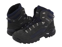 Lowa Renegade Gtx Mid Dark Grey Navy Women's Hiking Boots Gray