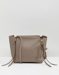 Amy Lynn Tote Bag With Pouch Green