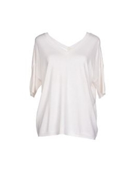 Le Tricot Perugia Sweaters Ivory