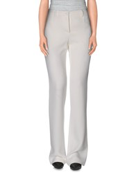 Brian Dales Casual Pants Ivory