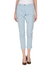 Nicwave Trousers Casual Trousers Women Azure