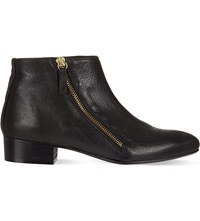Kg By Kurt Geiger Sally Ankle Boots Black