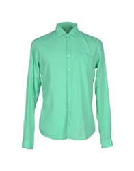 Robert Friedman Shirts Light Green