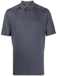 Arcteryx Veilance Arc'teryx Zipped Collar Polo Shirt 60