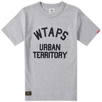 Wtaps Design 06 Tee Grey