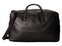 Marc By Marc Jacobs Classic Leather Weekender Black 2