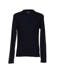 C.P. Company Sweaters Dark Blue