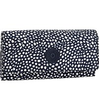 Kipling Brownie Large Nylon Wallet Dot Dot Dot