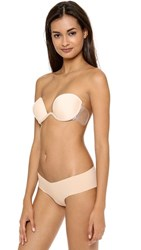The Natural Combo Wing Push Up Bra Nude
