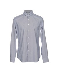 Lexington Shirts Slate Blue