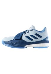 Adidas Performance D Rose Englewood Boost Basketball Shoes Ice Blue White Ray Blue Solid Light Blue