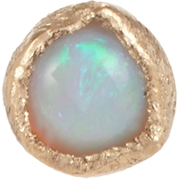 Julie Wolfe Gemstone Stud