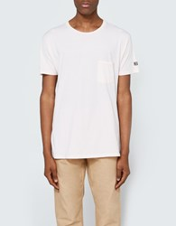 Quality Peoples Paradise Heaven Pocket T Shirt In Nude