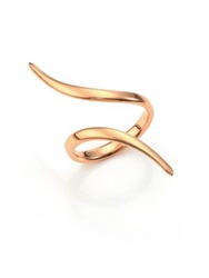 Diane Kordas 18K Rose Gold Wrap Ring