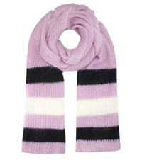 Undercover Mohair Blend Scarf Multicoloured