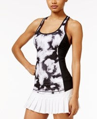 Ideology Printed Braided Back Tank Top Only At Macy's Sky High