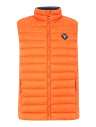 Puffa Men's Hunt Gilet Orange