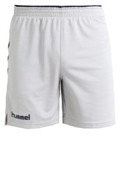 Hummel Kinetic Sports Shorts Sleet Dress Blues Dark Grey