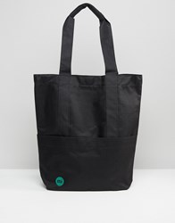 Mi Pac Shopper Bag Black