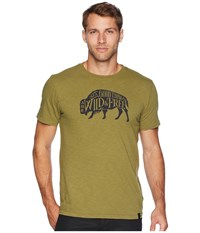 United By Blue Wild Free Olive Clothing