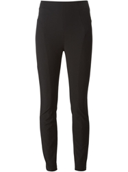T By Alexander Wang Tech High Waisted Leggings Black