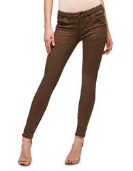 Sanctuary Admiral Solid Skinny Jeans Fatigue