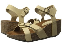 Fitzwell Selena Natural Women's Sandals Beige