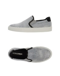 National Standard Footwear Low Tops And Trainers Women White