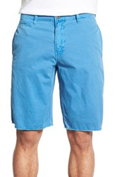 Original Paperbacks Men's 'St. Barts' Raw Edge Shorts Surf