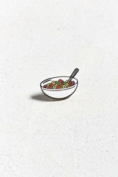 Urban Outfitters Cereal Pin White