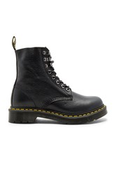 Dr. Martens Pascal Pm 8 Eye Boots Black
