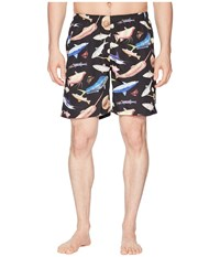 Kavu River Short Fish Fiesta Shorts Black