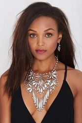 Nasty Gal Janessa Collar Necklace