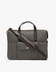 Mismo M S Briefcase In Steel