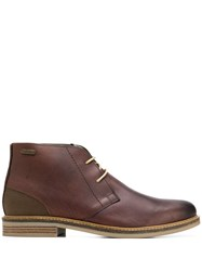 Barbour Readhead Ankle Boots Brown