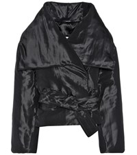 Maison Martin Margiela Belted Jacket Black