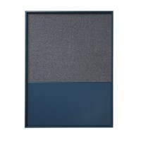 Ferm Living Frame Pin Board Blue