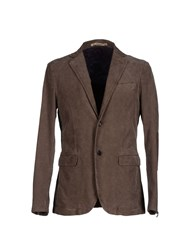 At.P. Co At.P.Co Suits And Jackets Blazers Men Khaki