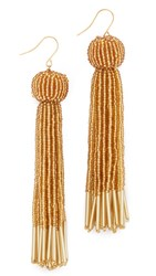 Vanessa Mooney The Charlize Earrings Gold