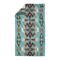 Pendleton Tucson Saddle Blanket Aqua