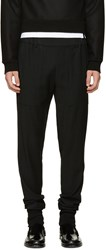 Stephan Schneider Black Frame Trousers