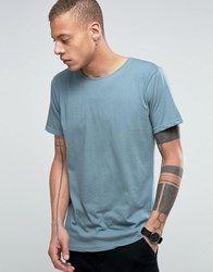 Dr. Denim Dr Patrick T Shirt In Misty Green Misty Green