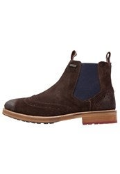 Superdry Brad Boots Brown