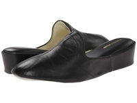 Daniel Green Glamour Ii Black Kidskin Women's Slippers